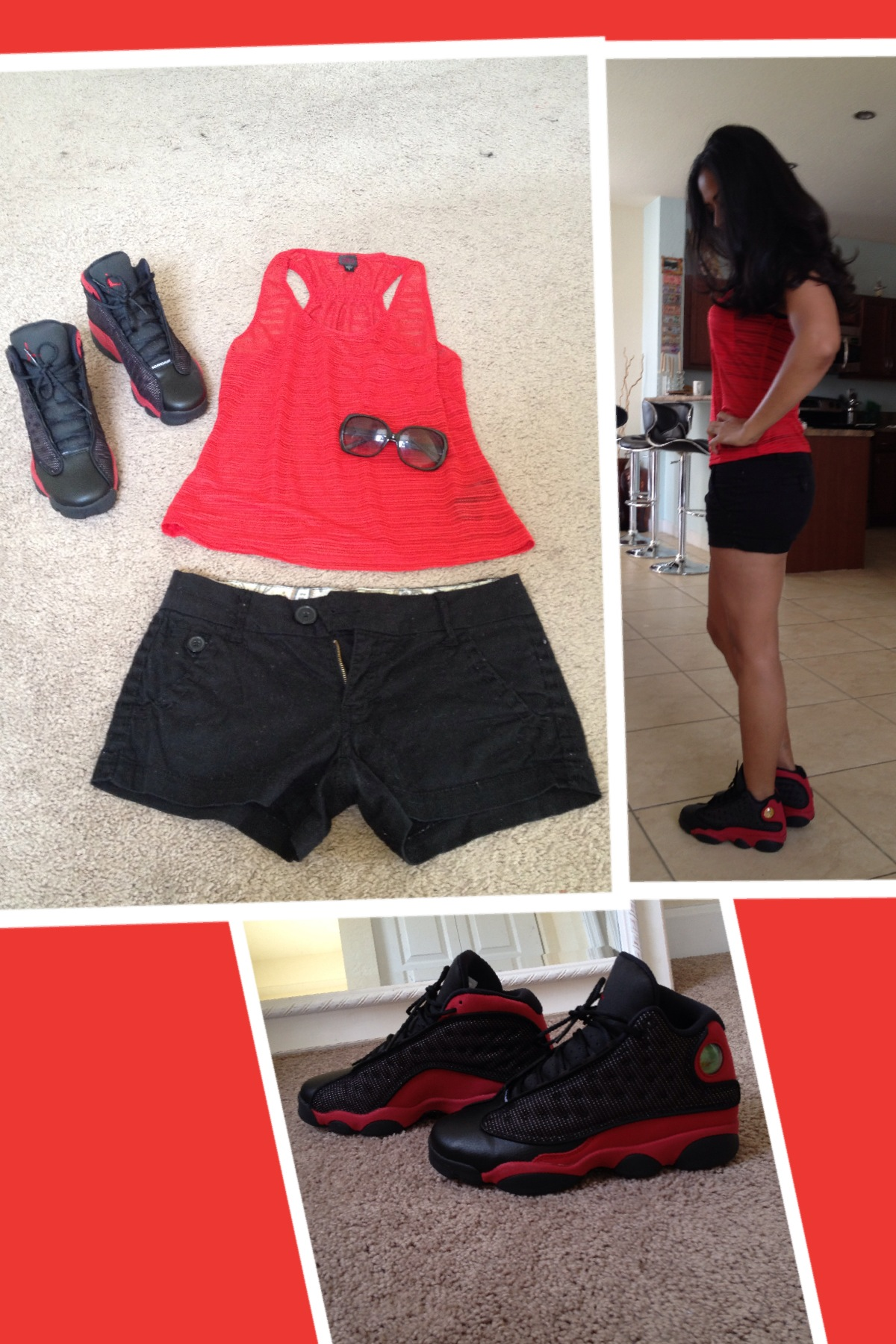 Bred 13 Outfit | Www.imgkid.com - The Image Kid Has It!